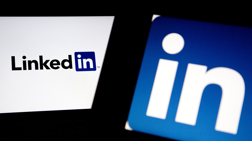Linkedin other logo